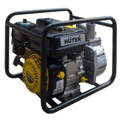 Мотопомпа Huter MP-50Мотопомпы<br>Мотопомпа Huter MP-50 - производительный агрегат для перекачивания чистой и слабозагрязненной воды. Содержащий бензиновый двигатель мощностью 5.5 л.с. и высокоэффективный центробежный насос он способен за одну минуту пропустить через себя до 600 литров воды, поднимая ее с глубины 8 м и обеспечивая дальность подачи 32 м &amp;#40;высота напора&amp;#41;.<br><br>При создании данного аппарата использовались исключительно качественные материалы, а качество сборки от данного производителя уже давно не вызывает сомнений. Соответственно и представленный здесь агрегат характеризуется...<br>