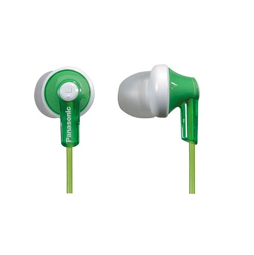 Наушники Panasonic RP-HJE118GUGНаушники и гарнитуры<br>Стильный дизайн, анатомическая форма и удобство посадки - это то, что делает данную модель наушников такой удобной и уникальной. Их можно долго носить, не снимая, при этом не будет перенагрузки на уши. Ниже приведен краткий обзор Panasonic RP-HJE118GU-G.<br>Уникальность и мощность<br>Проводные, вакуумные наушники закрытого типа без дополнительных креплений с диапазоном частот 12 Гц – 23 кГц. Самые низкие и самые высокие ноты станут еще более четкими, чистыми и глубокими. Средний импеданс 16 Ом делает их более мощными. Чувствительность 96 дБ гарантирует предельно...<br><br>Тип: наушники<br>Тип акустического оформления: Закрытые<br>Тип подключения: Проводные<br>Диапазон воспроизводимых частот, Гц: 12-23000<br>Сопротивление, Импеданс: 16<br>Чувствительность дБ: 96