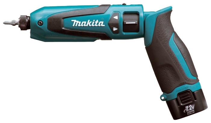 Отвертка Makita TD021DSE