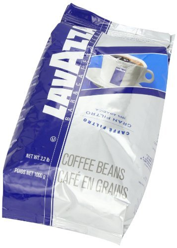 Кофе в зернах Lavazza Gran Filtro 1000гр