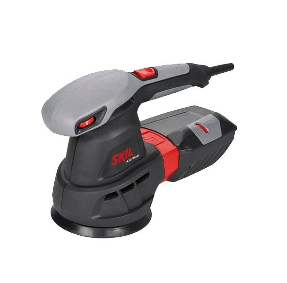 Шлифовальная машина Skil 7455 LD [F0157455LD]Шлифовальные и заточные машины<br>Высокопроизводительная эксцентриковая шлифовальная машина с уникальным индикатором заполнения пылесборника<br>Эксцентриковая шлифовальная машина Skil 7455 – идеальный инструмент для легкого шлифования плоских и криволинейных поверхностей. Эта модель оснащена двигателем мощностью 430 Вт, достаточной для быстрого и удобного выполнения любых шлифовальных работ. Переменная частота вращения позволяет оптимально подбирать ее для разных видов работ. Встроенный индикатор заполнения пылесборника помогает работать чище. Skil 7455 оснащена встроенным...<br>