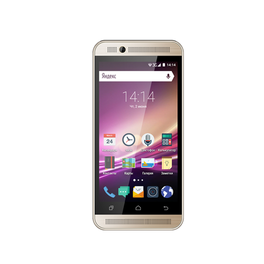 Мобильный телефон Vertex Impress U Too 8GB GoldМобильные телефоны<br><br>
