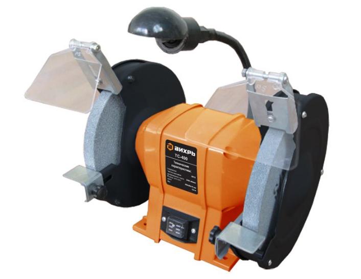Точильный станок Вихрь ТС-200Шлифовальные и заточные машины<br><br><br>Описание: подсветка