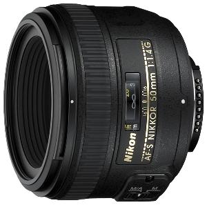 Объектив Nikon 50mm f/1.4G AF-S NikkorОбъективы<br>Nikon 50mm f/1 4G AF S Nikkor — ценный объектив.<br>Объектив Nikon 50mm f/1 4G AF S Nikkor обладает очень ценным свойством, а именно — высокой светосилой. Поставьте его на свою фотокамеру и делайте снимки великолепного качества даже при очень слабом освещении, причем как на улице, так и в помещении.<br>Стандартное фокусное расстояние — 50 мм — гарантирует вам хорошую и естественную перспективу, а также возможность делать отличные фотографии любого жанра съемки. Прочная конструкция такого объектива, усиленная металлическими элементами, обеспечивает прочность и надежность...<br><br>Тип: Объектив