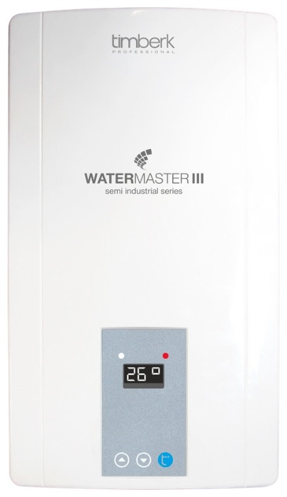 Водонагреватель Timberk WHE 12.0 XTL C1Водонагреватели<br>Электрический проточный водонагреватель Timberk WHE 12.0 XTL C1 оснащен LED-дисплеем, упрощающим контроль и изменение параметров работы. Данный прибор предназначен для обслуживания нескольких точек водоразбора. Защита от перегрева, избыточного давления и работы без воды повышает безопасность использования и срок службы водонагревателя.<br><br>Тип водонагревателя: проточный<br>Способ нагрева: электрический<br>Производительность, л/мин: 8.4<br>Номинальная мощность(кВт): 12<br>Управление: электронное