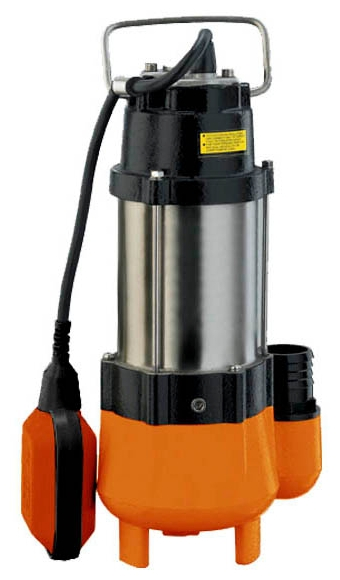 Насос Вихрь ФН-250Насосы<br><br><br>Максимальный напор: 7.5 м<br>Пропускная способность: 9 куб. м/час<br>Напряжение сети: 220/230 В<br>Потребляемая мощность: 250 Вт<br>Качество воды: грязная<br>Размер фильтруемых частиц: 27 мм<br>Установка насоса: вертикальная