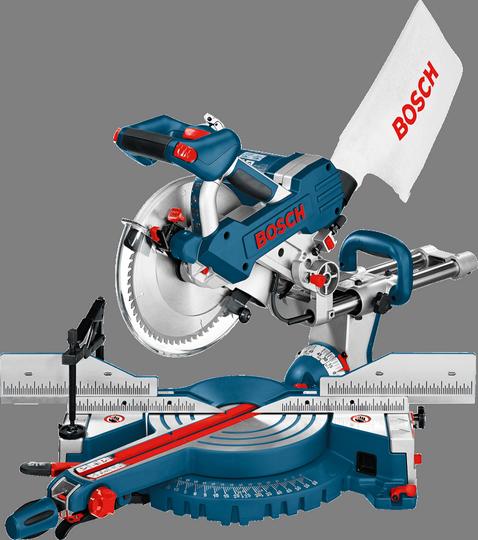 Торцовочная пила Bosch GCM 10 SD [0601B22508]
