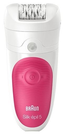 Эпилятор Braun 5-547 Silk-epil Legs &amp; BodyЭпиляторы<br><br><br>Тип : Эпилятор<br>Число скоростей/интенсивность: 2<br>Использование с применением пены: есть<br>Подсветка: есть
