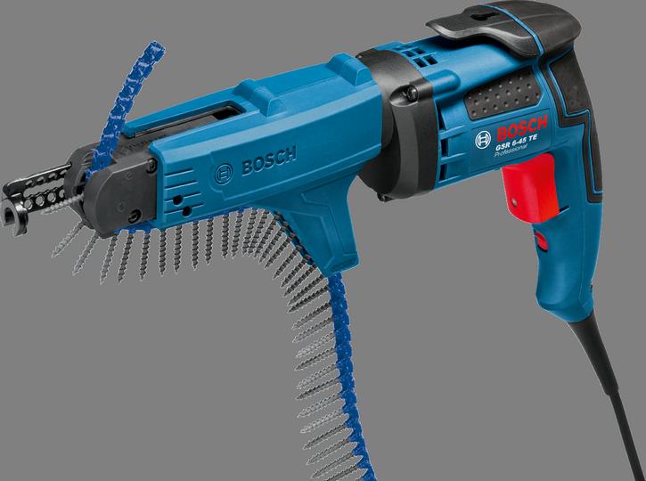 Шуруповерт Bosch GSR 6-45 TE L-BOXX Set [0601445101]Дрели, шуруповерты, гайковерты<br>- Значительный запас мощности благодаря двигателю высокой мощности &amp;#40;701 Вт&amp;#41;<br>- Широкий электронный выключатель с фиксирующей кнопкой для непрерывной работы; переключение реверса<br>- Практичный зажим для ношения инструмента на ремне<br>- Стандартный патрон для зажима обычных рабочих инструментов 1/4<br><br>Тип: шуруповерт<br>Тип инструмента: безударный<br>Тип патрона: под биты<br>Количество скоростей работы: 1<br>Питание: от сети<br>Возможности: реверс, электронная регулировка частоты вращения<br>Кейс в комплекте: есть