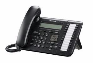 IP телефон Panasonic KX-UT133RU-B