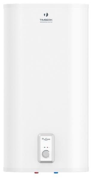 Водонагреватель Timberk SWH FSL1 50 VEВодонагреватели<br>Накопительный водонагреватель Timberk SWH FSL1 50 VE оснащен резервуаром из нержавеющей стали толщиной 1,2 мм. Прибор безопасен в эксплуатации благодаря защите от перегрева, работы без воды и избыточного давления воды. Магниевый анод обеспечивает защиту накопительного бака от коррозии.<br><br>Тип водонагревателя: накопительный<br>Способ нагрева: электрический<br>Объем емкости для воды, л.: 50<br>Максимальная температура нагрева воды (°С): +75 °С<br>Номинальная мощность(кВт): 2<br>Управление: механическое