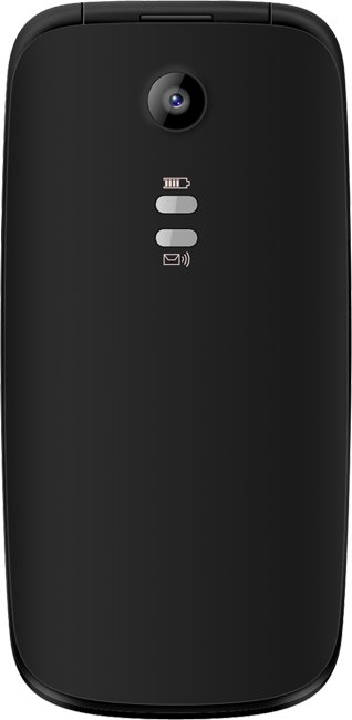 Мобильный телефон BQ BQM-2001 Sofia BlackМобильные телефоны<br><br>