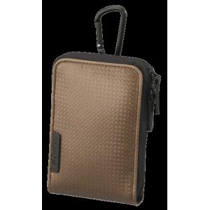 Чехол Sony LCS-CSVC BrownСумки, рюкзаки и чехлы<br>Мягкий чехол с каробином для компактных фотокамер Sony Cyber-shot™<br><br>Тип: чехол<br>Описание : искусственная кожа<br>Внешний карман: нет