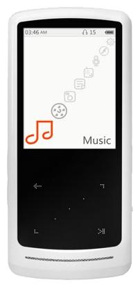 MP3 плеер Cowon iAudio 9+ 16Gb WhiteMP3-плееры<br><br><br>Тип: Flash плеер<br>Тип носителя: Flash<br>Обьём встроенной памяти, Гб: 16<br>FM-тюнер: Есть