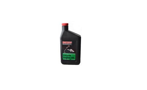 Масло для двухтактных двигателей Craftsman 0,946 лАксессуары для пил<br><br><br>Тип: масло для двухтактных двигателей