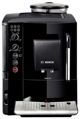 Кофемашина Bosch TES 50129RWКофеварки и кофемашины<br><br><br>Тип : компактная кофемашина<br>Тип используемого кофе: Зерновой\Молотый<br>Мощность, Вт: 1600<br>Объем, л: 1.7<br>Давление помпы, бар  : 15<br>Встроенная кофемолка: Есть<br>Емкость контейнера для зерен, г  : 300<br>Одновременное приготовление двух чашек  : Есть<br>Контейнер для отходов  : Есть<br>Съемный лоток для сбора капель  : Есть