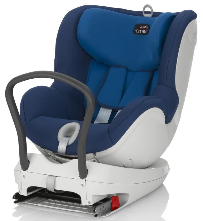 Детское автокресло Britax Romer Dualfix Ocean BlueДетские автокресла<br>Благодаря повороту кресла DUALFIX на 360° вы можете легко разместить своего ребенка в сиденье и устанавливать кресло как по ходу движения, так и против движения автомобиля. <br><br>Первоначально кресло используется в положение лицом против направления движения при весе ребенка до 9 кг, затем вы можете или оставить ребенка лицом против направления движения или повернуть его лицом по направлению движения. Благодаря такой гибкости кресло подходит для новорожденных и для детей старшего возраста. <br><br>Кресло оснащено всеми устройствами обеспечения безопасности,...<br>