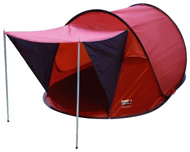 Палатка High Peak Vezzano 2 10120Палатки<br><br><br>Тип: палатка<br>Назначение: трекинговая<br>Материал: полиэстер (PU)/полиэстер (PU)<br>Количество мест: 2