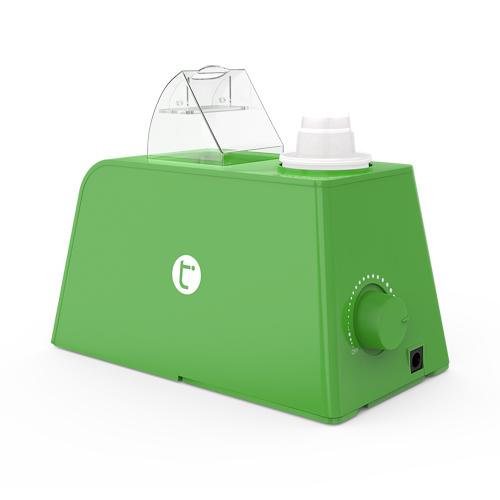 Увлажнитель Timberk THU MINI 02 GreenОсушители, очистители и увлажнители воздуха<br>THU MINI 02 от торговой марки Timberk – это современный, компактный и простой в использовании увлажнитель воздуха для помещений, работающий на основе ультразвуковых колебаний. Данная модель имеет эргономичный внешний вид, исполненный в насыщенной яркой зелёной цветовой гамме, что поможет разнообразить практически любой интерьер помещения. Помимо этого, поток пара при работе оборудования имеет возможность подсвечивания, которое, при желании, можно отключать.&amp;nbsp;&amp;nbsp;&amp;nbsp;&amp;nbsp;&amp;nbsp;&amp;nbsp;<br><br>Основные преимущества использования ультразвукового увлажнителя воздуха...<br><br>Тип: Увлажнитель воздуха<br>Управление: механическое<br>Регулировка скорости вентилятора/интенсивности исп: есть<br>Установка: Напольная<br>Обслуживаемая площадь: 15 кв.м<br>Расход воды: 80 мл/ч
