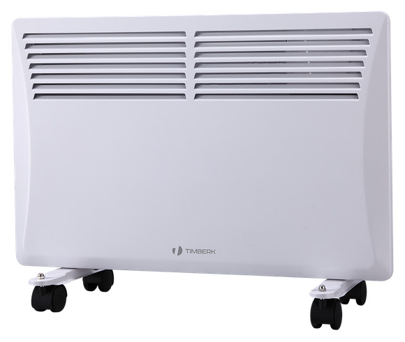 Конвектор Timberk TEC.PF3 M 2000 ECОбогреватели<br>- Французский типоразмер<br>- Оптимальный дизайн<br>- Высоконадежный термостат<br>- Продвинутый STIX-нагревательный элемент<br>- Датчик защиты от перегрева<br>- Датчик защиты от падения<br>- Монтажные принадлежности:<br>кронштейн для настенного монтажа<br>комплект ножек для напольного монтажа&amp;nbsp;&amp;nbsp;<br><br>Тип: конвектор<br>Серия: Genesis Eco/Ixio<br>Отключение при перегреве: есть<br>Управление: механическое<br>Термостат: есть<br>Настенный монтаж: есть<br>Напольная установка: есть<br>Колеса для перемещения: есть<br>Напряжение: 220/230 В<br>Габариты: 83x40x6.9 см
