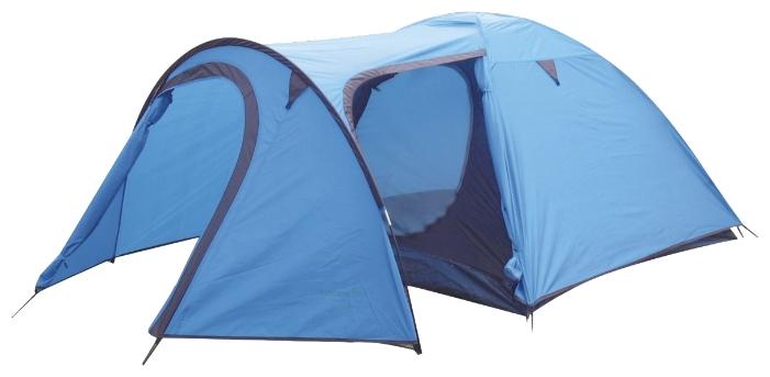 Палатка Green Glade Zoro 3 (Kira 3)Палатки<br><br><br>Тип: палатка<br>Назначение: трекинговая<br>Материал: полиэстер (190T 63D PU)/полиэтилен<br>Количество мест: 3