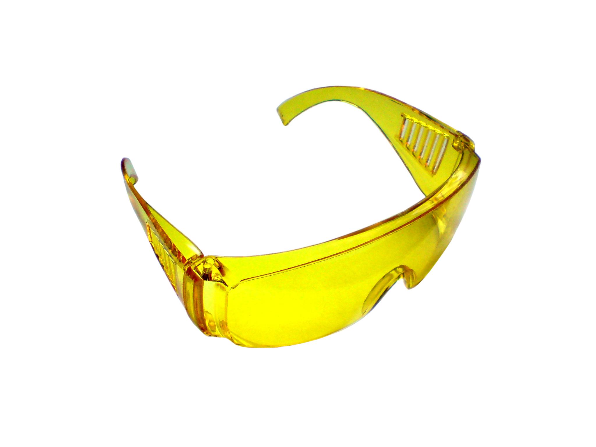 Защитные очки Champion C1008 с дужками желтыеАксессуары для садовой техники<br><br><br>Тип товара: Товары для электроинструмента