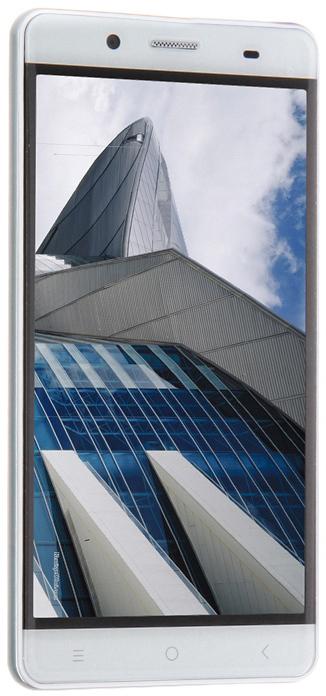 Мобильный телефон BQ BQS-5515 Wide WhiteМобильные телефоны<br><br>