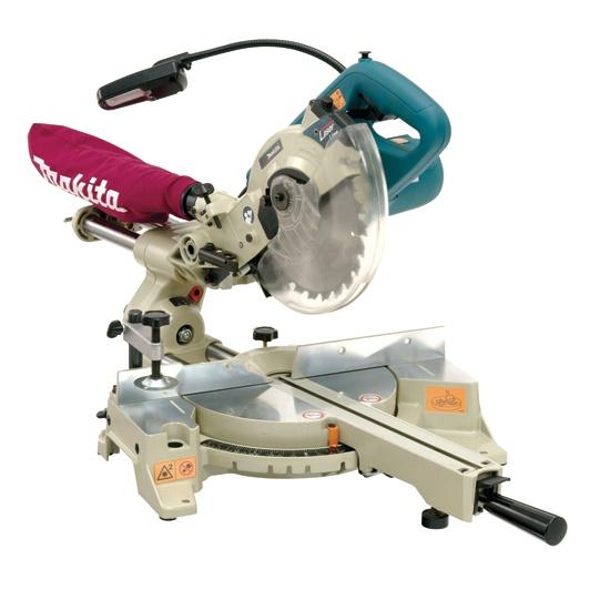 Торцовочная пила Makita LS0714FLПилы<br>Торцовочная пила Makita LS 0714 FL:<br><br>- Каретка на двух направляющих для снижения веса и габаритов инструмента, уменьшения ребочего пространства, удобного хранения и быстрой транспортировки<br>- Максимальный размер распилки: 300 мм &amp;#40;ширина&amp;#41;<br>- 4 направляющих, выполненных из коротких стальных стержней позволяют вести точную резку<br>- Косой рез в право &amp;#40;0-45°&amp;#41;<br>- Лампа подсветки рабочего места<br><br>Тип: торцовочная<br>Конструкция: настольная<br>Мощность, Вт: 1010