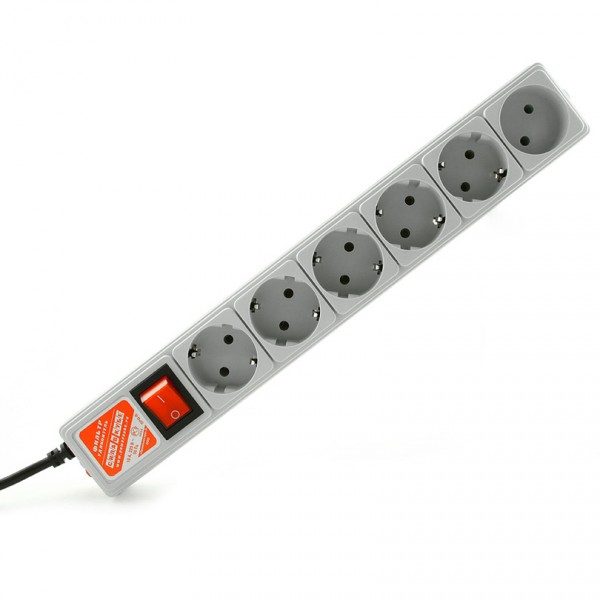 Сетевой фильтр Power Cube SPG(5+1)-B-10