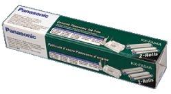 Термопленка Panasonic KX-FA52AРасходные материалы<br>Технические характеристики Panasonic KX-FA52A<br><br><br>  <br>    Описаниетермоплёнка для факсов <br>  <br>    Дополнительная информациядля факсов KX-FP205/207/215/218 /FG-2451<br>  <br>    Тип печатного носителяпрозрачная пленка<br>  <br>    Тип поверхностиглянцевая<br>  <br>    ФорматA4<br>  <br>    Кол-во в упаковке2 шт. в упаковке по 30 м<br>  <br><br>