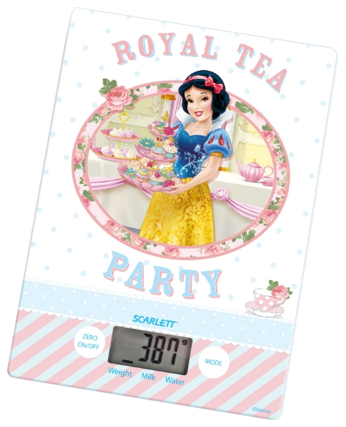 Весы Scarlett SC-KSD57P01Весы<br><br><br>Тип: кухонные весы<br>Тип весов: электронные<br>Предел взвешивания, кг: 5<br>Точность измерения, г: 1