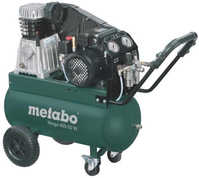Компрессор Metabo Mega 400-50 W [601536000]