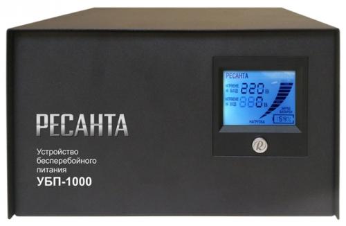 Источник питания Ресанта УБП-1000