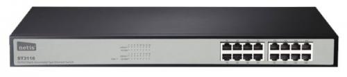 Коммутатор Netis ST3116Маршрутизаторы и роутеры<br><br>