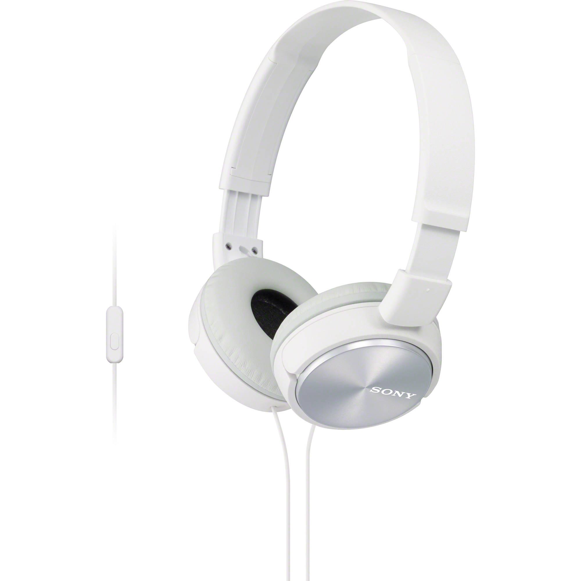 Гарнитура Sony MDR-ZX310AP WhiteНаушники и гарнитуры<br>Sony MDR-ZX310AP White совмещает несовместимое.<br>Накладные наушники Sony MDR-ZX310AP White — это не только качественный фирменный звук Sony, но и удобная гарнитура. Так что, если вы раньше считали, что хорошая гарнитура, качественное звучание и доступная цена — вещи несовместимые, пришло самое время расстаться с этим заблуждением.<br>Встроенный в провод чувствительный микрофон, легкая складная конструкция, мягкие амбушюры, двустороннее подключение кабеля — у этой модели есть все для вашего комфорта. Причем, как для прослушивания музыки, так и для общения. Осталось...<br><br>Тип: гарнитура<br>Тип акустического оформления: Закрытые<br>Вид наушников: Накладные<br>Тип подключения: Проводные<br>Диапазон воспроизводимых частот, Гц: 10-24000<br>Сопротивление, Импеданс: 24 Ом<br>Чувствительность дБ: 98<br>Микрофон: есть