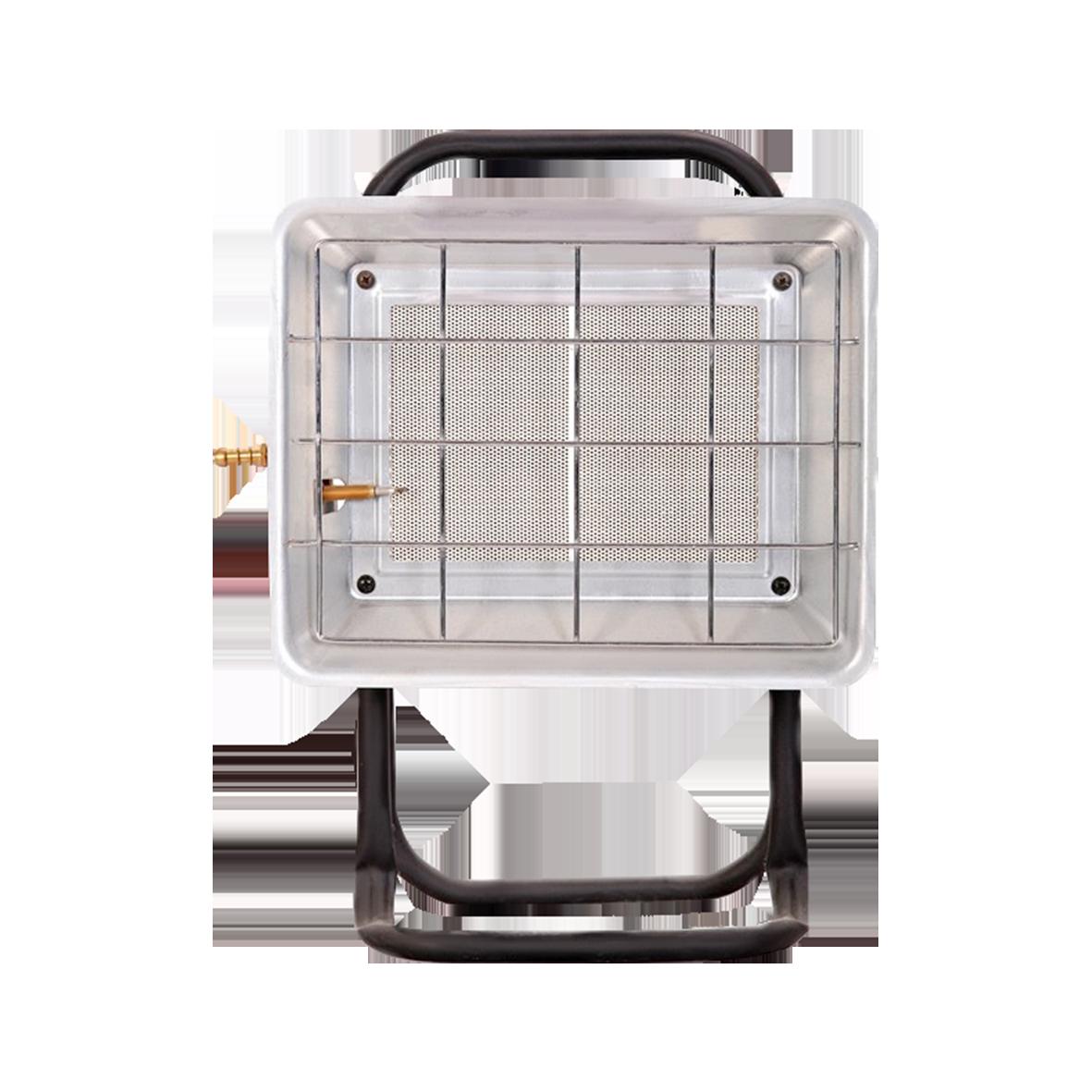 Газовый обогреватель Timberk TGH 4200 X0Газовые обогреватели<br>Удобная ручка для перемещения<br>Компактный размер<br>Регулируемая тепловая мощность<br>Легкость и удобство в транспортировке<br>Удобная ручка и подставка<br>Высококачественная керамическая панель<br>Профессиональный обогрев<br>В комплекте газовый шланг и редуктор<br><br>Тип: газовый обогреватель<br>Номинальная тепловая мощность, кВт: 2,0/4,5<br>Давление газа в редукторе, мБар: 29-30<br>Расход газа: 145/246<br>Тип топлива: газ<br>Площадь помещения: 20-45 м?