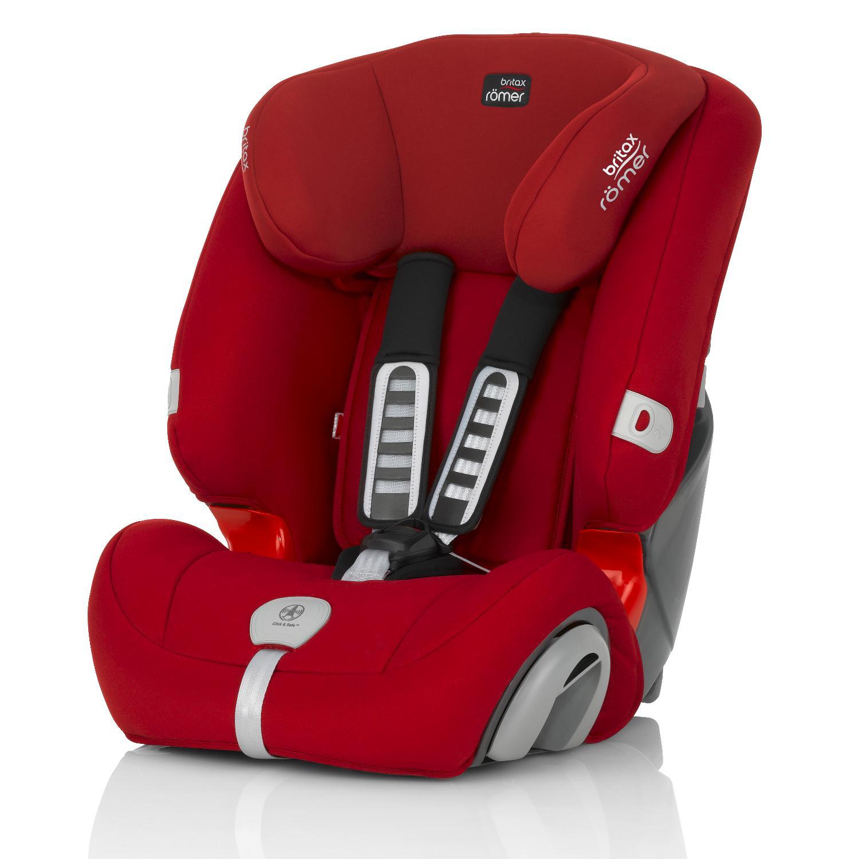 Детское автокресло Britax Romer Evolva 1-2-3 Plus Flame RedДетские автокресла<br><br>