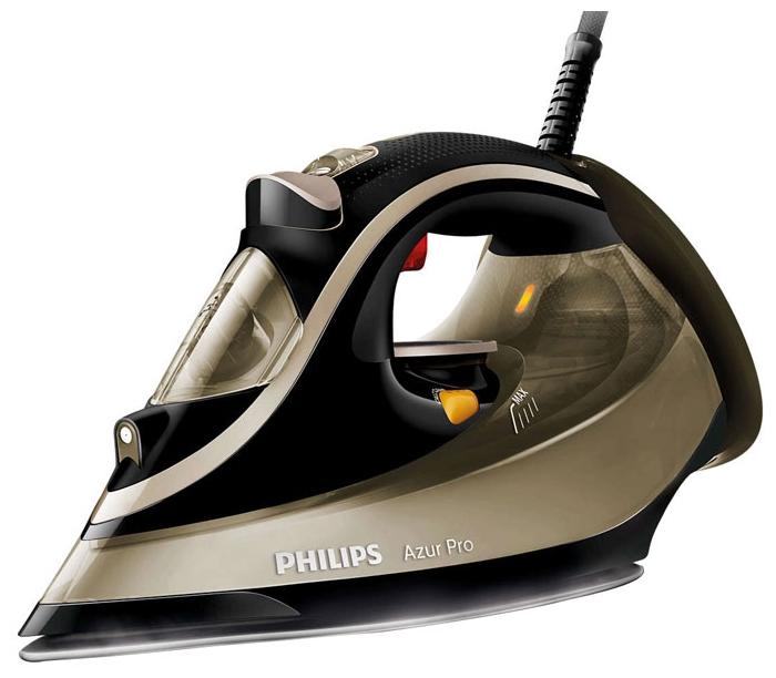 Утюг Philips GC 4879/00Утюги и гладильные системы<br><br><br>Тип : Утюг<br>Мощность, Вт: 2800<br>Постоянная подача пара: Есть<br>Скорость постоянной подачи пара, г/мин: 50<br>Паровой удар, г/мин: 210<br>Вертикальное отпаривание: Есть<br>Функция разбрызгивания: Есть<br>Система самоочистки: Есть<br>Автоматическое отключение: Есть<br>Противокапельная система: Есть