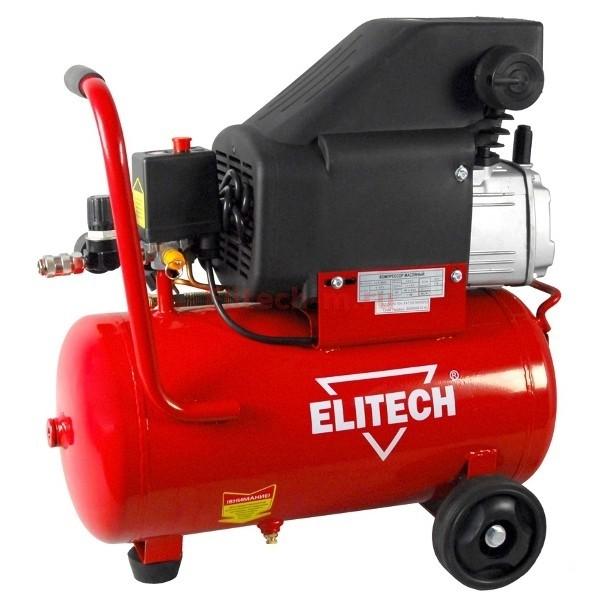 Компрессор Elitech КПМ 200/24Воздушные компрессоры<br>Масляный компрессор Elitech КПМ 200/24 предназначен для питания пневмоинструментов сжатым воздухом. Агрегат оснащен двигателем мощностью 1500 Вт. В минуту аппарат производит 198 литров сжатого воздуха. Компрессор оснащен практичной рукояткой и маневренными колесами для удобного перемещения.<br><br>- Блок автоматического управления давлением <br>- Регулировка давления на выходе <br>- Коаксиальный привод <br>- Компактный размер<br>