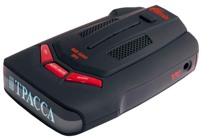 Антирадар Ritmix RAD-550ST GPS