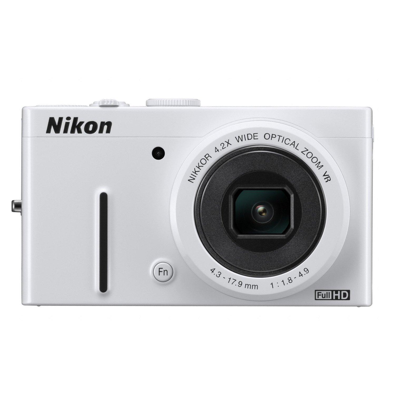 Цифровой фотоаппарат Nikon Coolpix P310 White