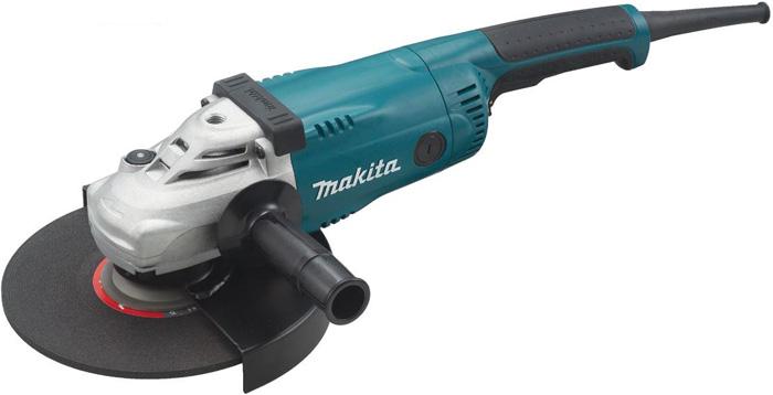 Угловая шлифмашина Makita GA9030SFK1Шлифовальные и заточные машины<br>При выполнении продолжительных работ по шлифованию и резке требуется надежная и достаточно эффективная техника, выпущенная проверенными производителями, например Макита. Отличным примером таких инструментов является GA9030SFK1 – углошлифовальная машина, которая прекрасно справляется с материалами различной плотности и потому хорошо подходит для решения задач, связанных с разными конструкциями. Это приспособление часто применяется профессионалами, которые специализируются на работах по ремонту, демонтажу разнообразных объектов и по строительству....<br><br>Описание: сетевой шнур 2.5 м