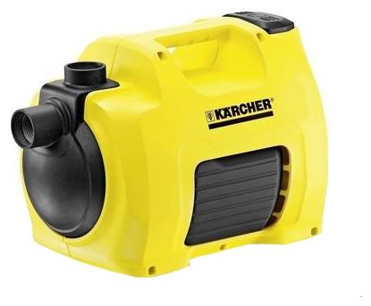 Насос Karcher BP 4 Garden Set PlusНасосы<br><br><br>Глубина погружения: 8 м<br>Максимальный напор: 45 м<br>Пропускная способность: 4 куб. м/час<br>Напряжение сети: 220/230 В<br>Потребляемая мощность: 1000 Вт<br>Качество воды: чистая<br>Размер фильтруемых частиц: 1 мм<br>Установка насоса: горизонтальная