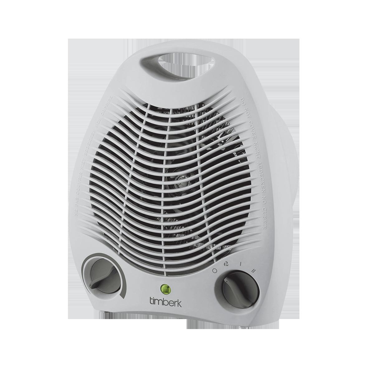 Тепловентилятор Timberk TFH S20SMAОбогреватели<br><br><br>Тип: термовентилятор<br>Максимальная мощность обогрева: 2000<br>Тип нагревательного элемента: электрическая спираль<br>Площадь обогрева, кв.м: 22<br>Вентиляция без нагрева: есть<br>Отключение при перегреве: есть<br>Вентилятор : есть<br>Управление: механическое<br>Регулировка температуры: есть<br>Термостат: есть