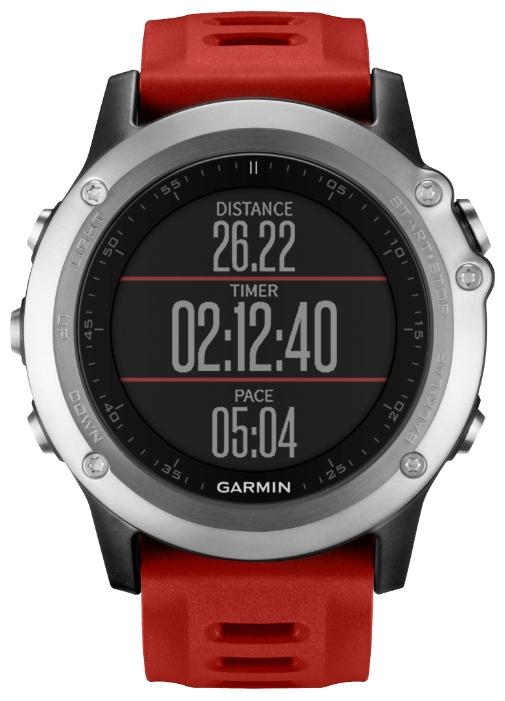 Умные часы Garmin fenix 3 Silver Performer HRM [010-01338-16]