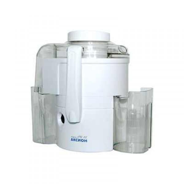 Соковыжималка Аксион СЦ32.02Соковыжималки<br><br><br>Тип   : центробежная<br>Мощность, Вт.: 250<br>Резервуар для сока: стакан<br>Система прямой подачи сока: Есть