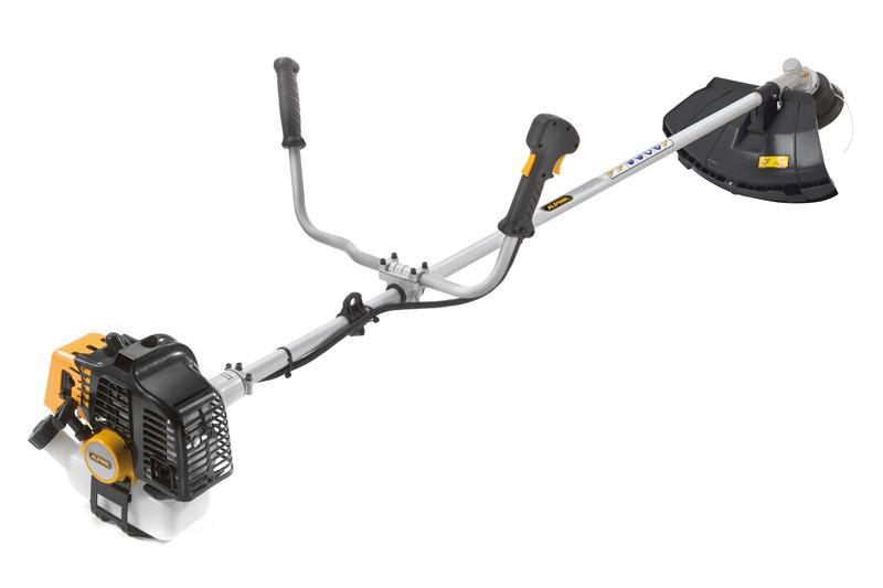 Триммер Alpina TB 320 DГазонокосилки и триммеры<br><br><br>Тип: триммер<br>Тип двигателя: бензиновый<br>Ширина скашивания, см: 42<br>Ручки для транспортировки: есть<br>Мощность двигателя (Вт): 880<br>Мощность двигателя (л.с.): 1.20 л.с.