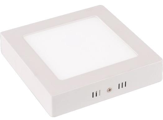 Светильник потолочный Виктел BK-СВЕТ6, 430 Лм,холодный, 6000K, квадратныйСветильники<br><br><br>Тип: потолочный<br>Цвет: белый
