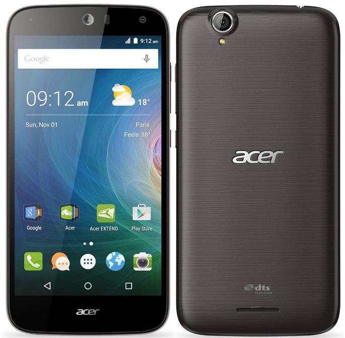 Смартфон Acer Liquid Z630S BlackМобильные телефоны<br><br>