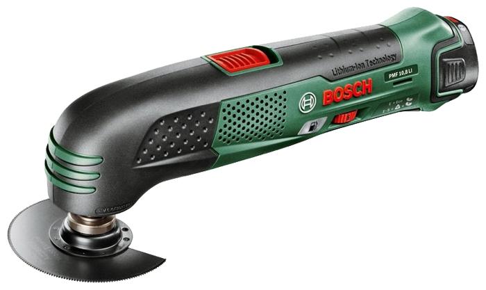 Многофункциональная шлифмашина Bosch PMF 10,8 LI (без акк. и з.у.) [0603101924]